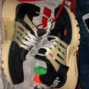 Off-White Nike Prestos